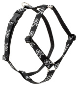 Lupine 72268 1 in. Bling Bonz 24 in. - 38 in. Roman Dog Harness
