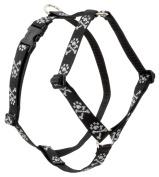 Lupine 72268 1 in. Bling Bonz 24 in. - 38 in. Roman Dog Harness