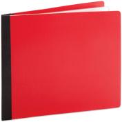 The Preservation Series Album 15cm x 15cm -Red