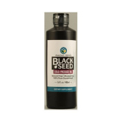 Amazing Herbs Cold-Pressed Black Seed Oil - 470ml, 8 Pack