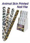 Puka 11358 Animal Printed Nail File