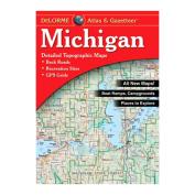 Delorme 240022 Michigan Atlas and Gazetteer