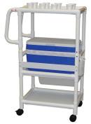MJM International 820 Hydration Cart