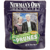 Newmans Own Organics 35174 Organic Pitted Prunes Bag
