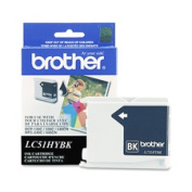for Brother International Corp. BRTLC51HYBK Ink Cartridge- 900 Page Yield- High Yield- Black