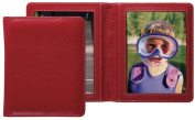 Raika RO 151 RED 5. 60cm x 6. 13cm Travel Frames - Red