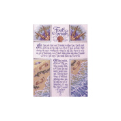 Bucilla 73470mprints Counted Cross Stitch Kit-27cm . x 36cm . 28 Count