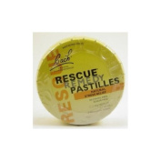 Bach 84957 Rescue Remedy Pastilles Black Currant Display
