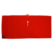 ProActive Sports MGT440-RED Looper Tour Towel in Red