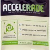 Endurox 0503946 Pacific Health Inc. Accelerade Advance Sports Drink Fruit Punch 35ml - 31 g - 1 Srvg