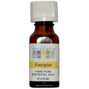 Aura Cacia 0715169 Pure Essential Oil Energize - 0.5 fl oz