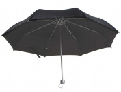 Travelon 22051-50 Travel Umbrella - Black