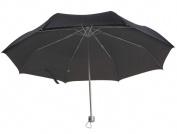 Travelon 22051-50 Travel Umbrella - Black