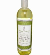 Deep Steep 0305318 Foaming Handwash Refill Rosemary Mint - 470ml