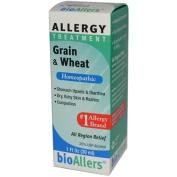 Bio-Allers 0781005 NatraBio Grain and Wheat Allergy Treatment - 1 fl oz