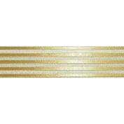 Cest Joli 29617140 Ruban Crinoline Ribbon 2.5cm . x 3.28 Yards-Gold