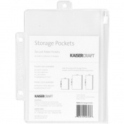 Pack & Store Storage Pockets A6 (15cm x 10cm ) 5/Pkg-