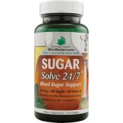 American Bio-Science 0489682 SUGAR Solve24-7 - 60 Softgels