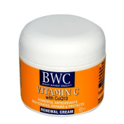 Beauty Without Cruelty Organic Vitamin C With Coq10 Facial Renewal Cream