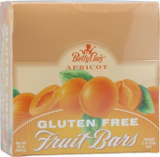 Betty Lous 01923-6pack Betty Lous Apricot Fruit Bars- 6-2 OZ