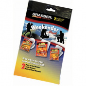 Grabber 374998 Toe Warmers - 8 Pack