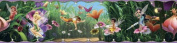 Blue Mountain Wallcoverings DS026453 Fairies Border 5 in. Self-Stick - Tinker Bell Dvd