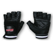 Grizzly Fitness 8738-04 Black Grizzly Paw Training Glove