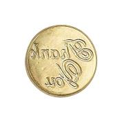 Manuscript Pen 270279 Decorative Seal Coin-Thank You