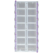 Craft Mates Lockables Double Organiser, 23cm x 11cm x 3.2cm , 14 Compartments