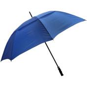 Premium Connexion 065-FSVBL Fibreglass Shaft Umbrella - Blue