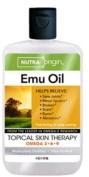 Nutra Origin 1108281 Omega 3-6-9 Liquid Emu Oil - 120ml