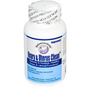 Ovary & Uterus Clean (Guifu Ankun) 60 Capsules by Balanceuticals / 60 Capsules