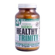 Natren 60030 Healthy Trinity - Dairy-Free - 30 capsules