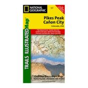 National Geographic 603063 137 Boots Pikes Peak and Canon City Colorado