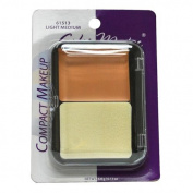 DDI Colormates Compact Make Up Light- Medium- Case of 4