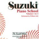 Alfred 00-0461 Suzuki Piano School CD- Volume 1& 2 - Music Book