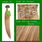 Brybelly Holdings PRST-20-22 No. 22 Medium Golden Blonde - 50cm