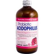 American Health Probiotics Acidophilus Culture Strawberry 470ml 23514