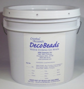 JRM Chemical DB-B05 Deco Beads 2.3kg pail Blue