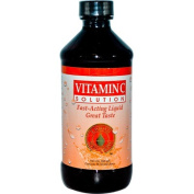 Sublingual Products 0524215 The Vitamin-C Solution - 8 fl oz