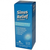Natra-Bio Homeopathics Sinus 1 fl. oz. with dropper 0fl. oz. 207811