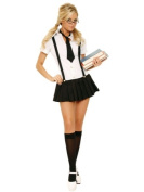 Costumes For All Occasions MO9685XXXL 3X-Large Business School Girl