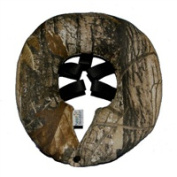 Puppy Bumpers UC1013 Woodland Camo Ultra Collar 10 in. - 13 in.