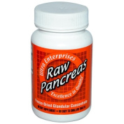Ultra Glandulars Ultra Raw Pancreas 200mg 60 tab