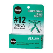 Nuage Labs 0346544 Hylands NuAge No. 12 Silica - 125 Tablets