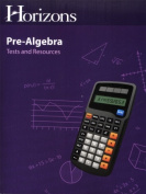 Alpha Omega Publications JMC700 Horizons Pre-Algebra Complete Set
