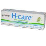 Nelsons 0378083 H plus Care Hemorrhoid Cream - 1 oz