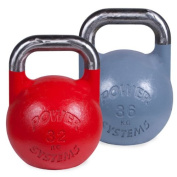 Power Systems 50493 Competition Kettlebell - Grey
