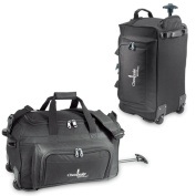 Golden Pacific 1170K Vanguard Rolling Duffel - Black