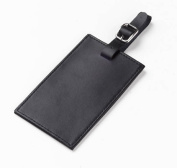 Clava CL-2009 Rectangle Luggage Tag - CL Black